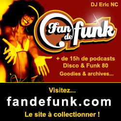 Fan de funk tous les vendredis sur Graou'Live