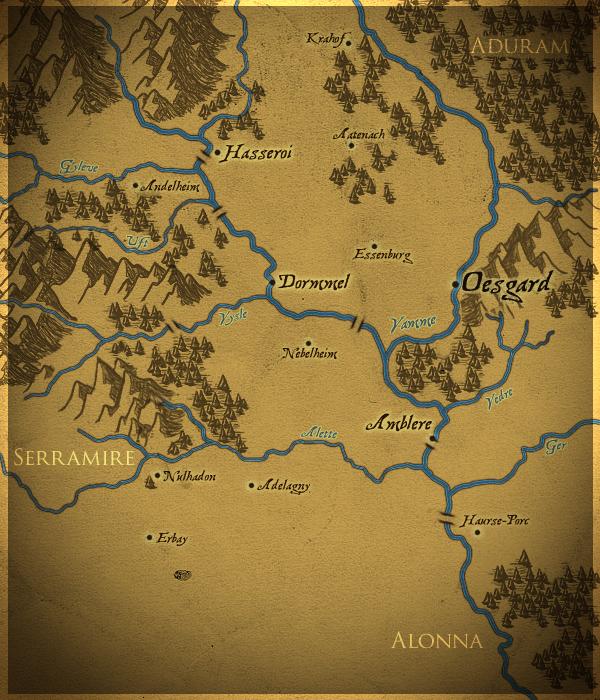 Hagen de Mizar - Seigneur de Krahof  ( en cours ) - Page 2 Oesgard