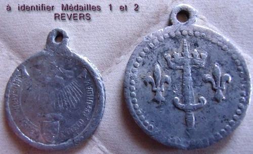 4 Médailles fin XIXème M3__identifier_photo_2
