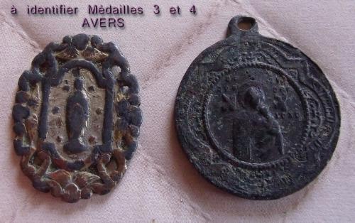 4 Médailles fin XIXème M3__identifier_photo_3