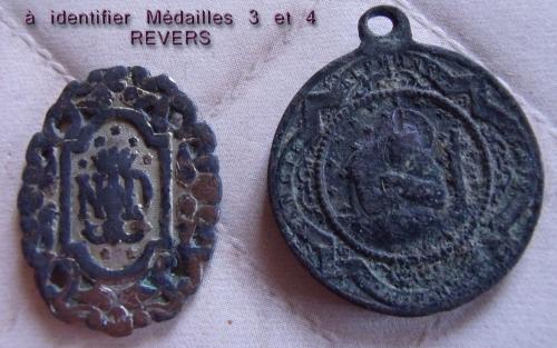 4 Médailles fin XIXème M3__identifier_photo_4